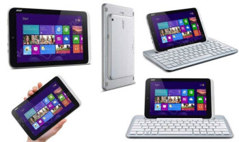 The Acer Iconia W3