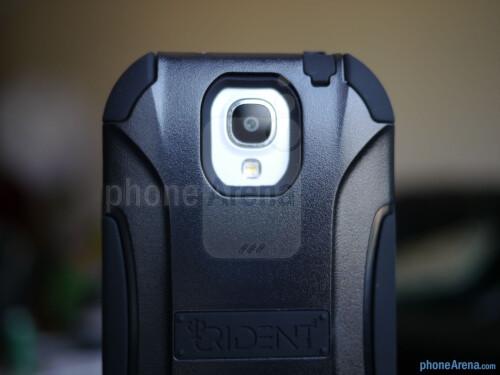 Trident Aegis Samsung Galaxy S4 case hands-on