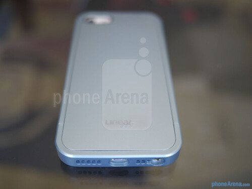 Spigen Linear Metal iPhone 5 case hands-on
