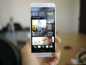The HTC One mini features a 4.3-inch Super LCD 3 display with 720p resolution.