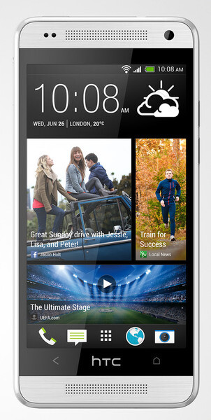 HTC One mini - HTC One mini goes official, 720p screen and UltraPixel camera in tow
