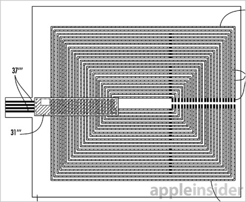 AuthenTec fingerprint scanner patent assigned to Apple