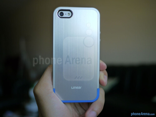 Spigen iPhone 5 Linear Blitz case hands-on