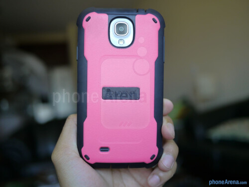 Trident Cyclops Samsung Galaxy S4 case hands-on