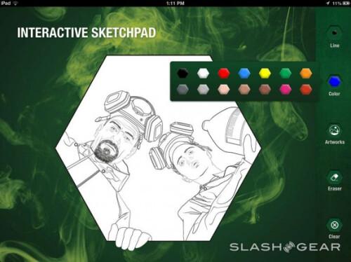 Breaking Bad Alchemy, Apple iBook exclusive