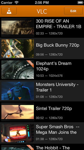 VLC 2.0 for iOS approved: multiple video formats support, background audio and AirPlay