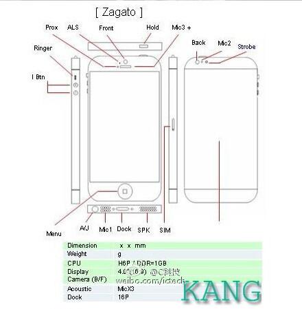 iPhone Zenvo/Zagato/Bertone