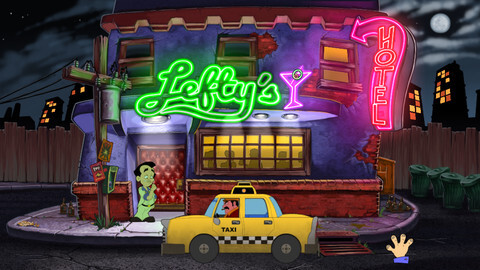 Leisure Suit Larry: Reloaded - Android, iOS - Free