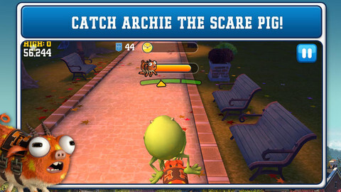Monsters U: Catch Archie - Android, iOS - Free