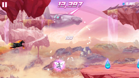Robot Unicorn Attack 2 - Android, iOS - Free