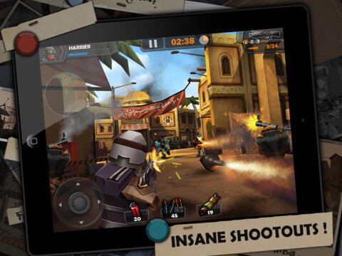 Warcom: Genesis - Android, iOS - Free/$0.99