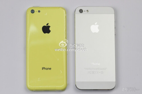 Pictures of the Apple iPhone Lite