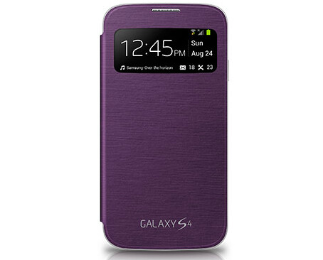 New colors coming for the Samsung Galaxy S4