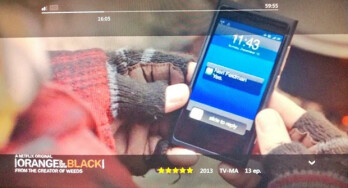 A Nokia Lumia running iOS becomes a television star