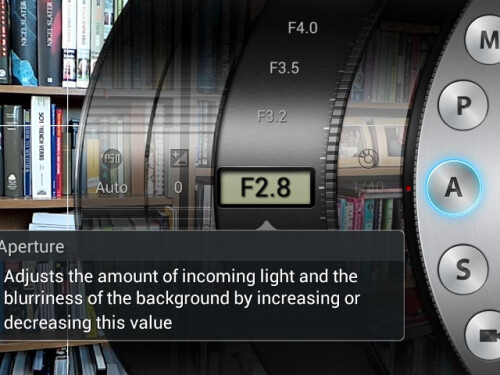 The Note 3 camera will have a new feature - S Orb...