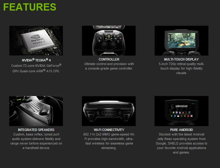 NVIDIA Shield to ship July 31, will cost $299