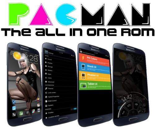 P.A.C True All in 1 ROM
