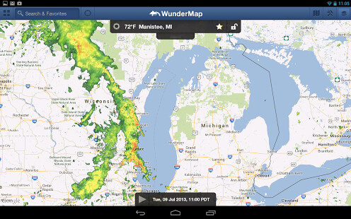 Wundermap (Android tablets) - Android - Free