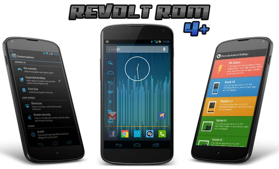 Best custom roms for the samsung galaxy s4