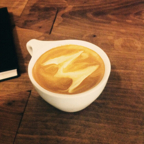 This cup of coffee shouldn't be more customized than your phone.
