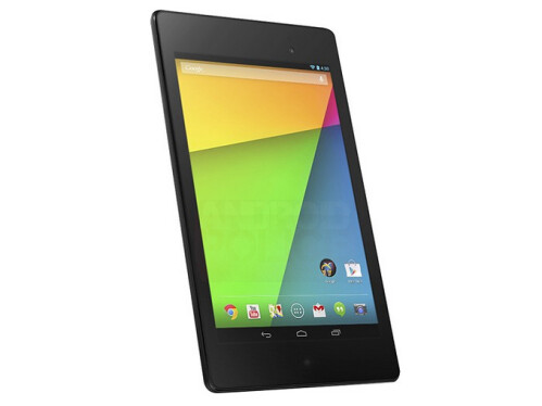 Second-gen Nexus 7 images