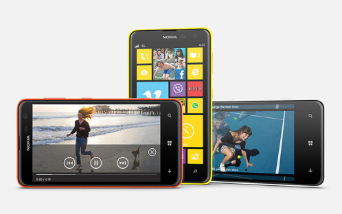 Nokia Lumia 625 goes official