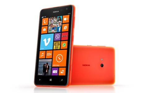 Nokia Lumia 625 goes official