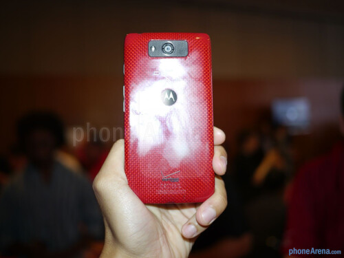 Motorola DROID Ultra hands-on