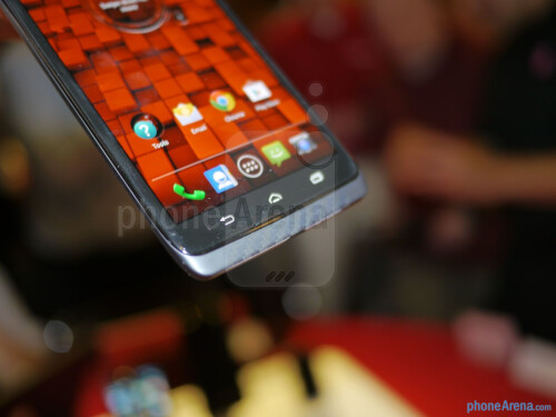 Motorola DROID MAXX hands-on