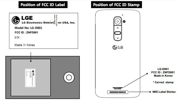 The LG G2 visits the FCC - FCC visit by LG G2 hints at which U.S. carriers will get the phone