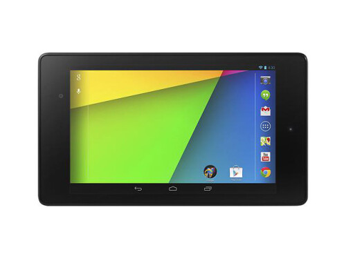 High-res Google Nexus 7 up for preorder at Best Buy - $230 for 16GB, $270 for 32GB version