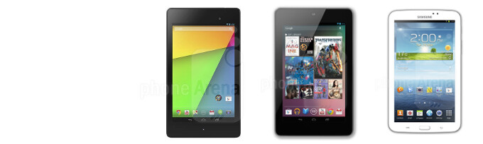 Tablets break the 320ppi barrier: new vs old Google Nexus 7 specs and size review