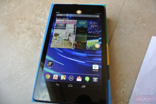 The new Nexus 7