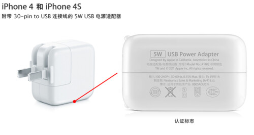 Apple's new warning in China