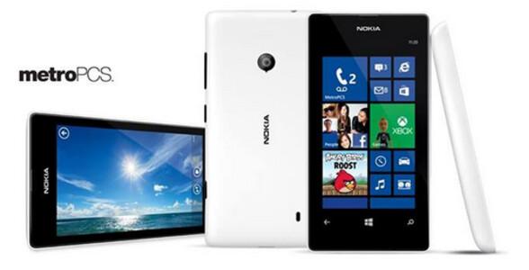 The entry level Nokia Lumia 521 is now $99 at MetroPCS - Nokia Lumia 521 heads to MetroPCS on Friday for $99