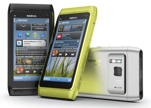 Nokia N8 (2010)