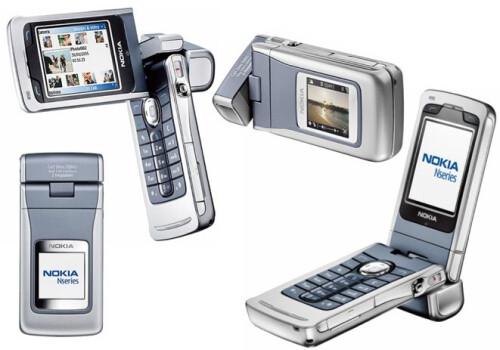 Nokia N90 (2005)