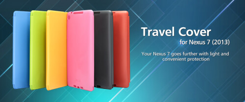 Accessories for the new Google Nexus 7