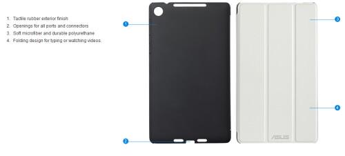 Accessories for the new Google Nexus 7