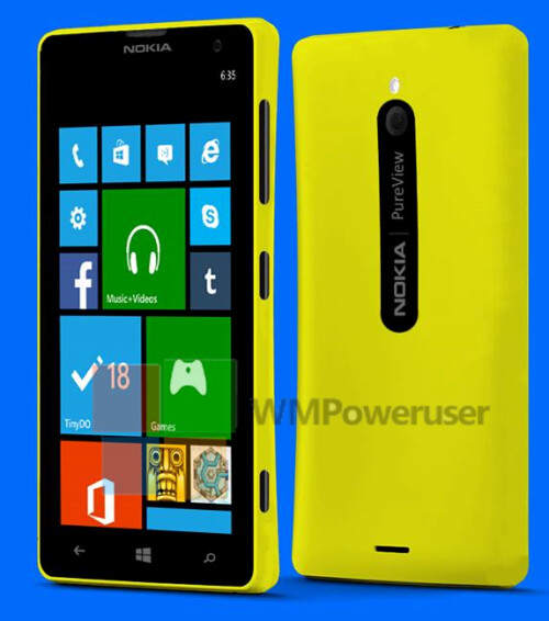 Picture of Nokia Lumia 729