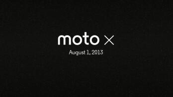 Motorola keeps on teasing Moto X: coming August 1st