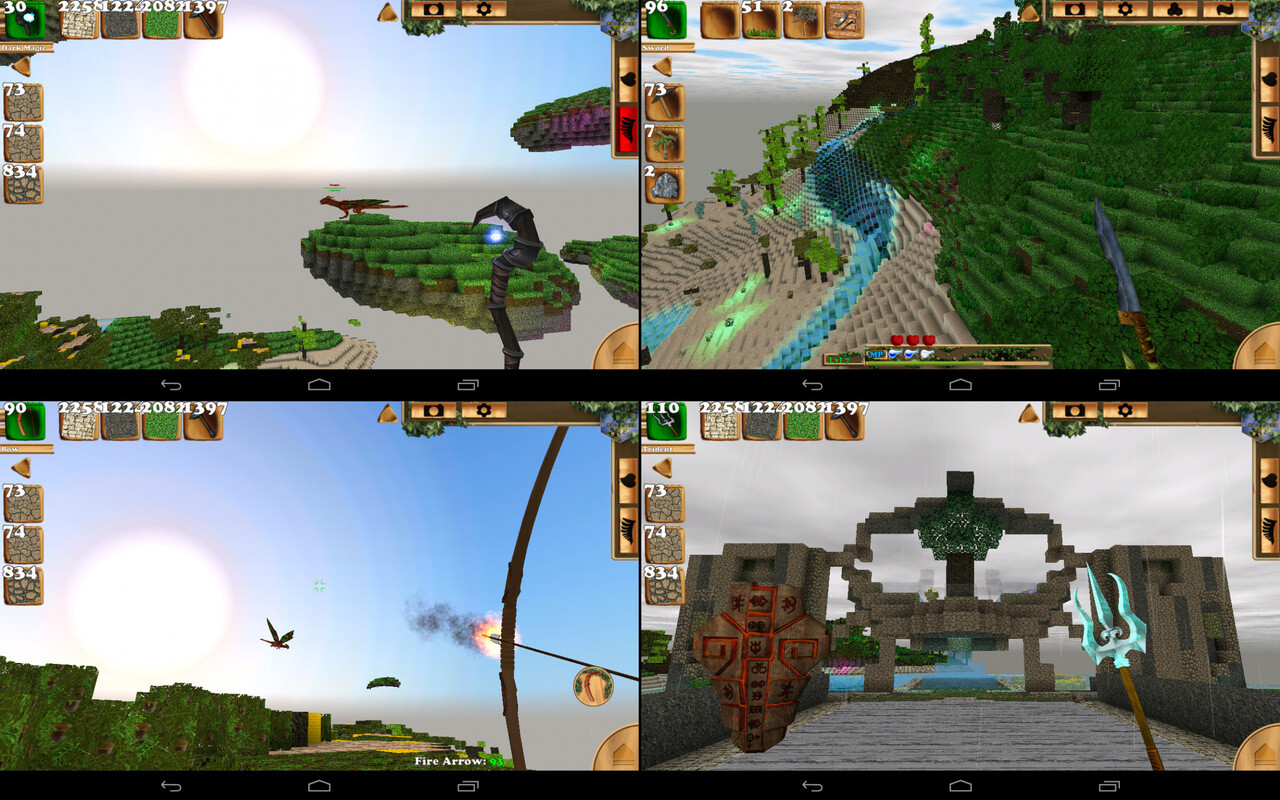 Games Look Like Minecraft Best Minecraft-like Games For