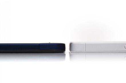 Vivo X3 (left) vs Ascend P6 (right)