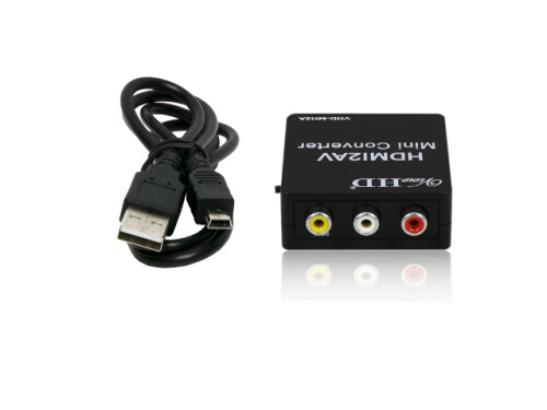 ViewHD Universal HDMI to Composite / AV Video Converter ($31.95)