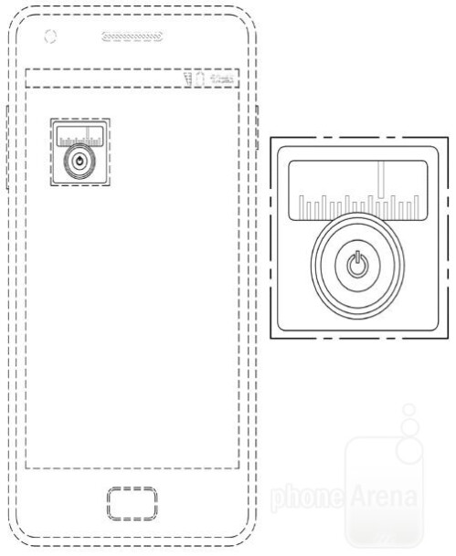 New Samsung design patents