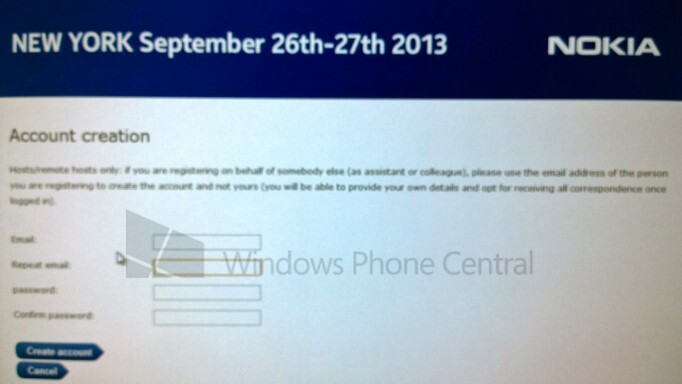 Nokia planning an event on September 26th-27th, Windows tablet on the way?