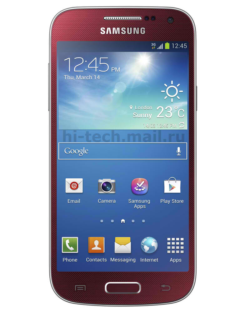 samsung galaxy s4 mini to get three new color options. Black Bedroom Furniture Sets. Home Design Ideas
