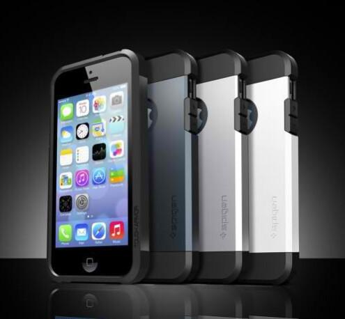Spigen Tough Armor iPhone 5 case