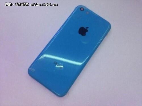 Apple iPhone 5C camera module leaks out