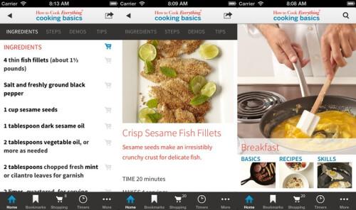 Cooking Basics - iOS - $7.99